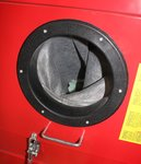 Zandstraalcabine 990 liter