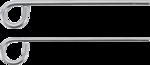 Distributiekettingspanner-afsteekstift-set voor BMW