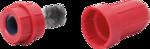 Accupool- en klemmen-reinigingborstel 85 mm