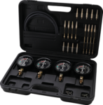 Carburateur synchroontester, budget serie