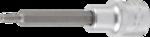 Dopsleutelbit lengte 100 mm 12,5 mm (1/2) INBUS