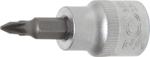 Dopsleutelbit 10 mm (3/8) kruiskop