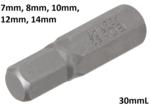 Bit 8mm (5/16) buitenzeskant INBUS
