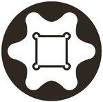 Kracht dopsleutel E-profiel (1/2) E10-E24