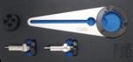 Krukas katrol houder en draai gereedschapset BMW 2.5D