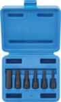 Uitdraai dopsleutelset voor gloeibougie elektrode (1/4) 6-dlg