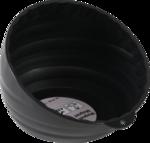 Onderdelenbak, rond diameter 145 mm , magnetisch