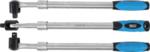 Kniesleutel, uittrekbaar 12,5 mm (1/2) 450 - 600 mm
