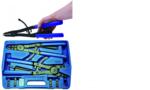Borgveertang Set voor bedrijfsvoertuigen verwisselbare punten 400 mm