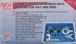 Motor Timing Tool Set voor Fiat / Ford / Opel / Suzuki 1.3L Diesel