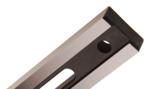 Precisie haarliniaal 600 mm