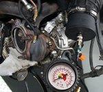 Afpersset voor turbosysteem
