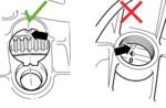 Vliegwiel vergrendeling voor VAG 1,9 TDI