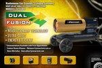 Warmeluchtblazer dual fusion op diesel 667 tot 834 m³