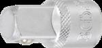 Dopsleuteladapter 10 mm (3/8) - 12,5 mm (1/2)