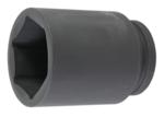Kracht dopsleutelset zeskant, diep 25 mm (1) 27 - 50 mm 8-delig