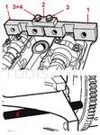 Timing gereedschap BMW M42 / M50