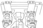 Motorafstelset voor BMW N43