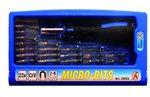 Micro-Bitset, 23 delig