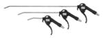 Blaaspistool, set 3
