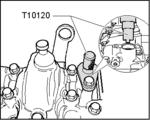 Krukas Locking Tool van BGS 8155