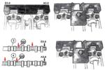 Motorafstelset voor BMW, Land Rover V8
