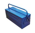 Metalen gereedschapskoffer inclusief gereedschap 137-delig