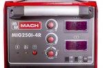 Mig/mag lasapparaat 880x296x616 mm