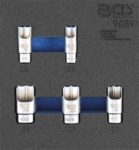 5-delige Elbow Connector dop Set