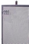 Perfopaneel metaal grijs 120x94cm