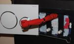 Installatie moersleutel set voor wc-stoel 4-st.