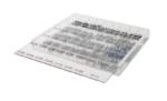 Bit- en bithouder Set Verkoopdisplay 6,3 mm (1/4) aandrijving 340 st.
