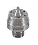 Replacement Nozzle diameter 2,5 mm voor BGS 3317