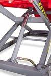 Hydraulisch/pneumatische werktafel