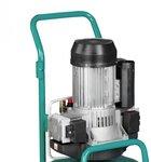 Mobiele werfcompressor hds bx 10 bar, 24 liter -36kg