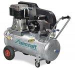 Riemaangedreven olie compressor verzinkte ketel 10 bar, 112kg - 100 liter