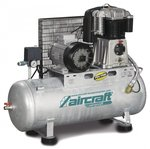 Zuigercompressor 4kw - 10 bar - 270 l - 520 l/min
