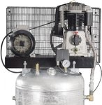 Zuigercompressor 10 bar - 270 liter