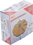 Waaierschijf-folieverwijderaar Diameter 90 mm