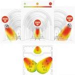 Industriele infrarood heater 2KW
