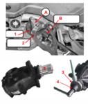 Differentieelflens- & inlegmoer-gereedschapsset voor BMW