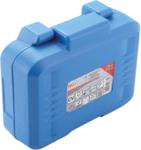 Dopsleutel-inzetset, zeskant, extra diep aandrijf-binnenvierkant 10 mm (3/8) 8-14 mm 5-dlg