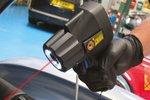 Thermische camera met UV-lekdetector