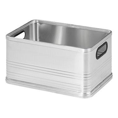 Aluminium transportbak 50 liter