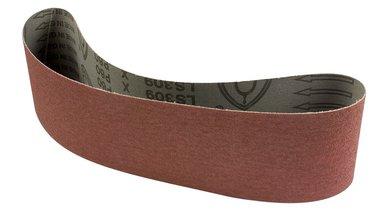 Schuurbanden hout x10 stuks