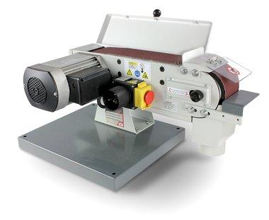 Bandschuurmachie - tafelmodel 3x400V
