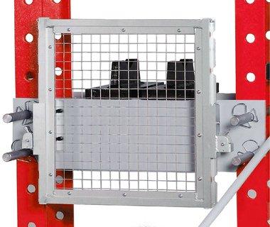 Afschermrooster pers 520x515x25mm