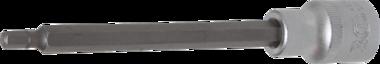 Dopsleutelbit lengte 140 mm 12,5 mm (1/2) INBUS