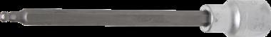 Dopsleutelbit lengte 160 mm 12,5 mm (1/2) INBUS met kogelkop 5mm