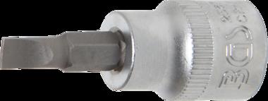 Dopsleutelbit 10 mm (3/8) sleuf